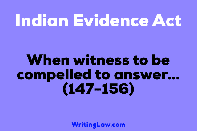 Section-147-156-of-Evidence-Act