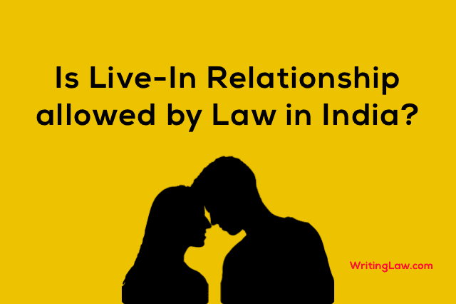 Live-in Relationship in India