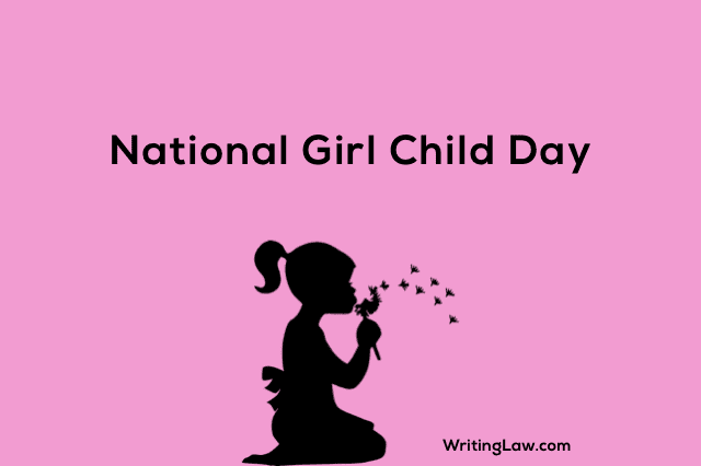National Girl Child Day India
