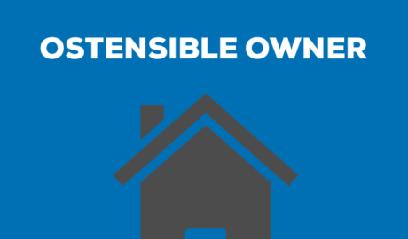Ostensible Owner defined
