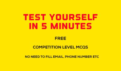 Free Practice Test, Law, 20 MCQs