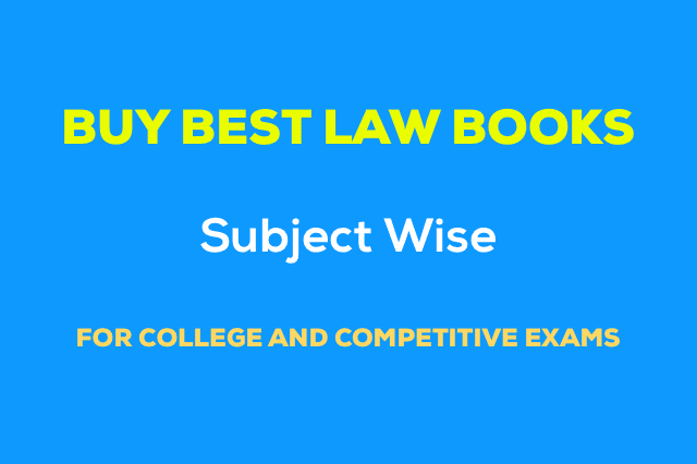 Best Law Books