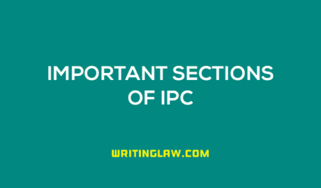 Important Sections of IPC