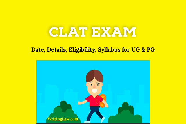 Information About CLAT Exam