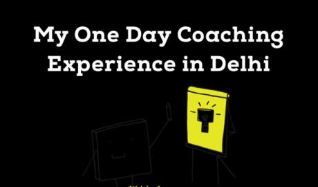 My Law Coaching Experience in Mukherjee Nagar, Delhi