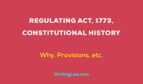 Regulating Act, 1773