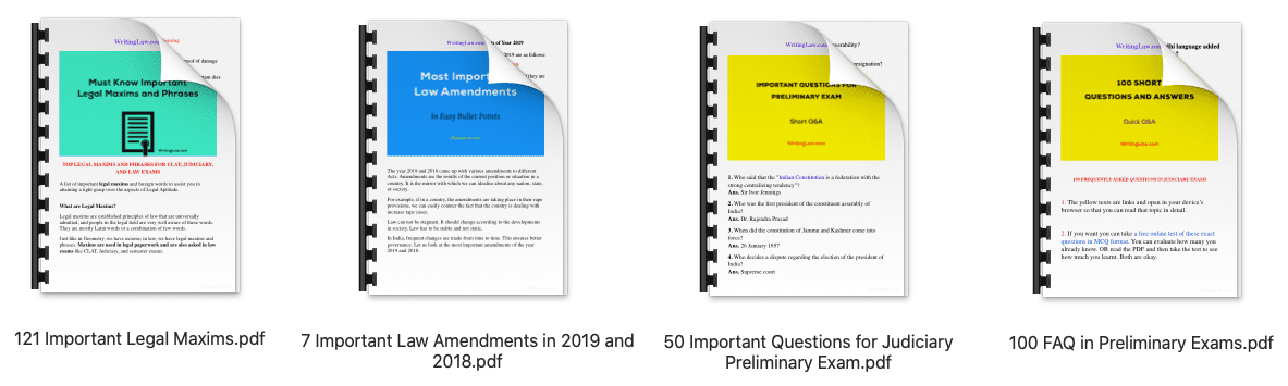 More Law PDFs