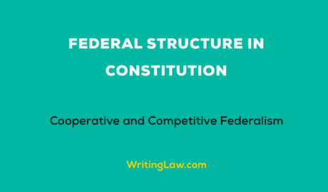 What is Cooperative and Competitive Federalism