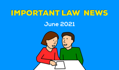 June 2021 - Law News for Students and Advocates