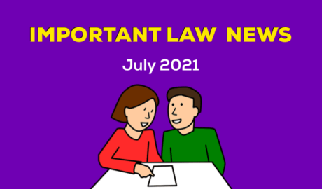 July 2021 - Law News for Students and Advocates
