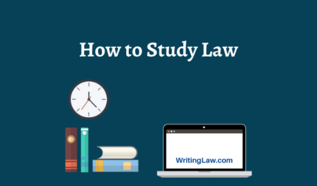How to Study Law - For new, existing and old students